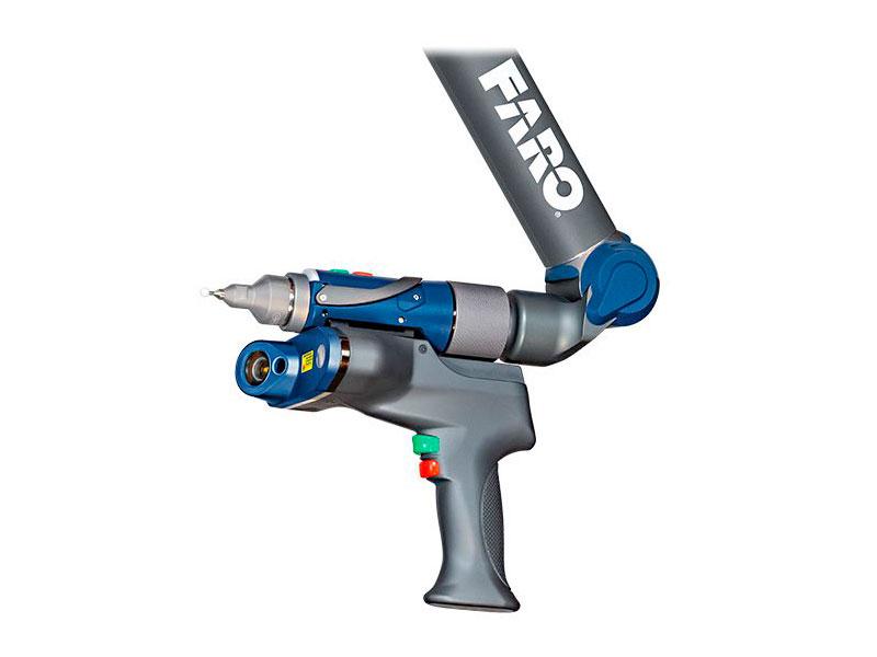 Sondas laser HD para escanear 3D