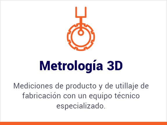 metrologia 3d portfolio