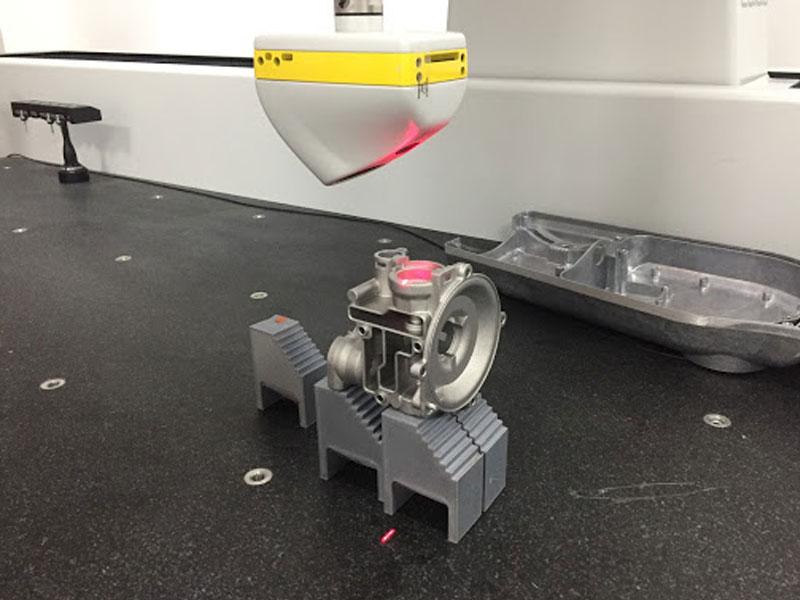 CMM Escaner