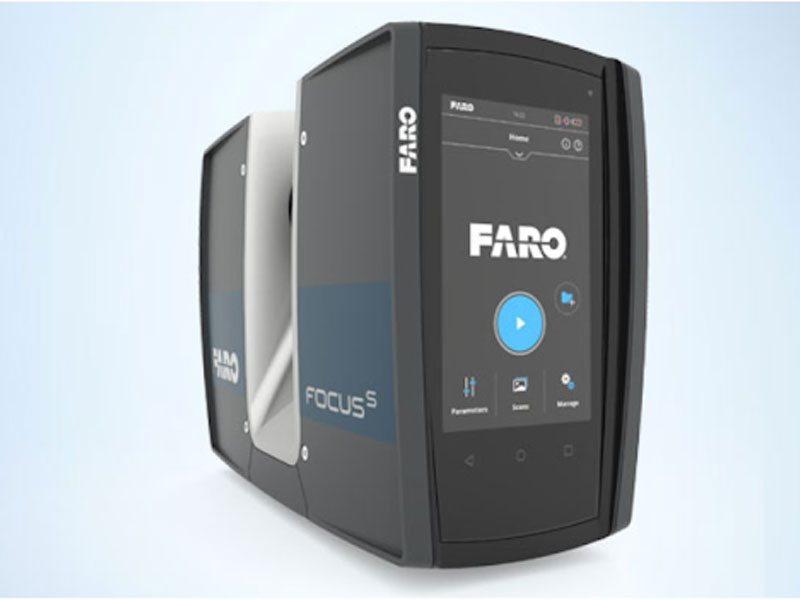 Escaner 3D Ultra Rapidos