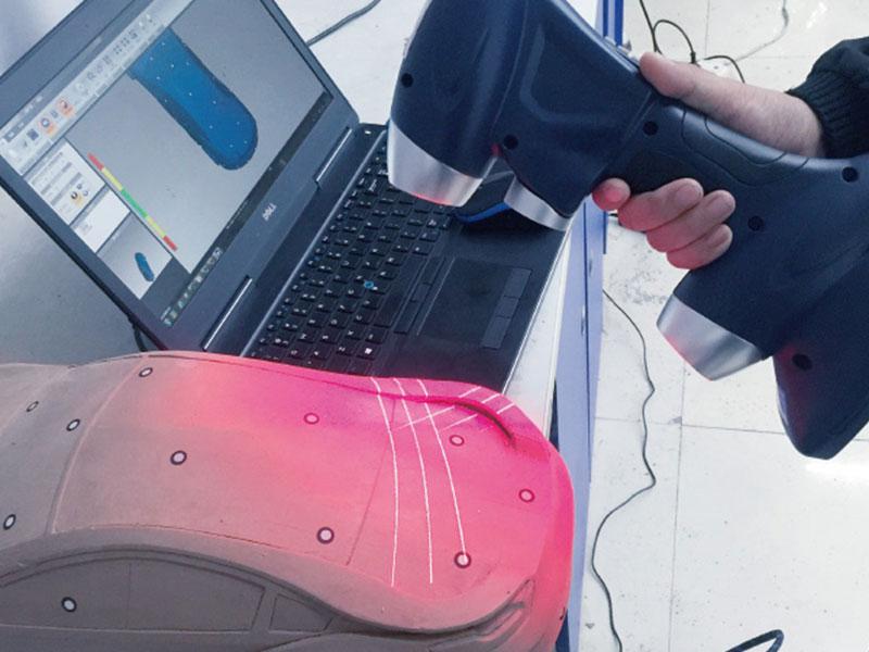 dispositivo escaner 3d