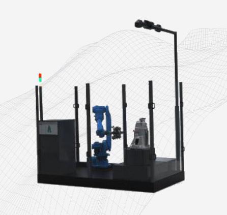 Vector 0 Metrologia AutoScan T22 3D System