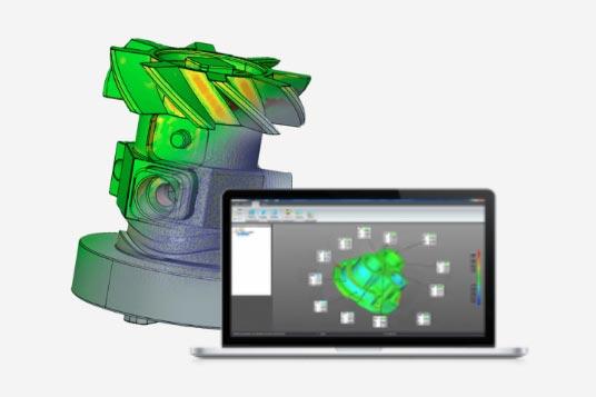 Vector 0 Metrologia Escaner 3d Software