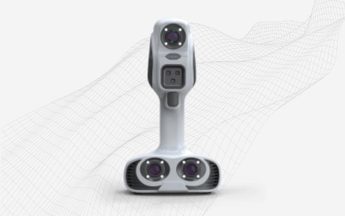 Vector 0 Metrologia Escaner color 3D iReal 2E